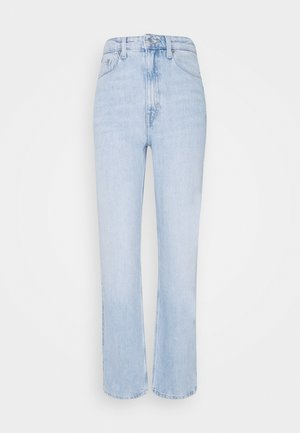 ROWE SPLIT - Straight leg jeans - lula blue