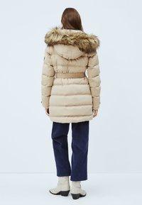 Pepe Jeans - MOLI - Down coat - hell grau - 2