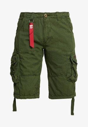 JET - Shorts - dark oliv