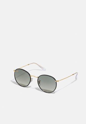 UNISEX - Sunglasses - black/legend gold-coloured