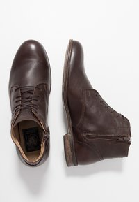 Sneaky Steve - DIRTY MID - Lace-up ankle boots - brown - 1