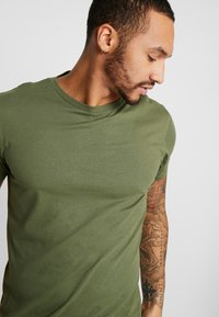 Replay - T-shirt basic - olive - 3