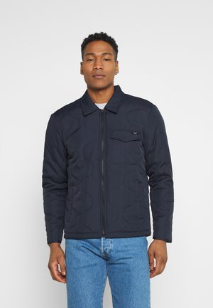 ONSRAY QUILTED JACKET - Light jacket - dark navy
