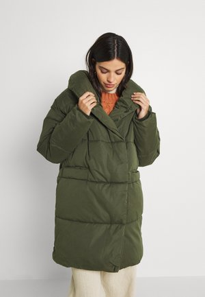 VALERIE JACKET - Winter coat - green dark unique
