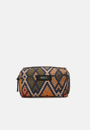 GWENETH MOSAIC BEAUTY - Wash bag - multi-coloured