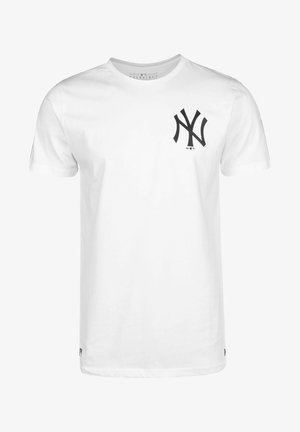 TAPING NY - T-shirt imprimé - whi
