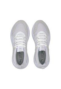 Puma - NUAGE RUN CAGE - Trainers - white - 4