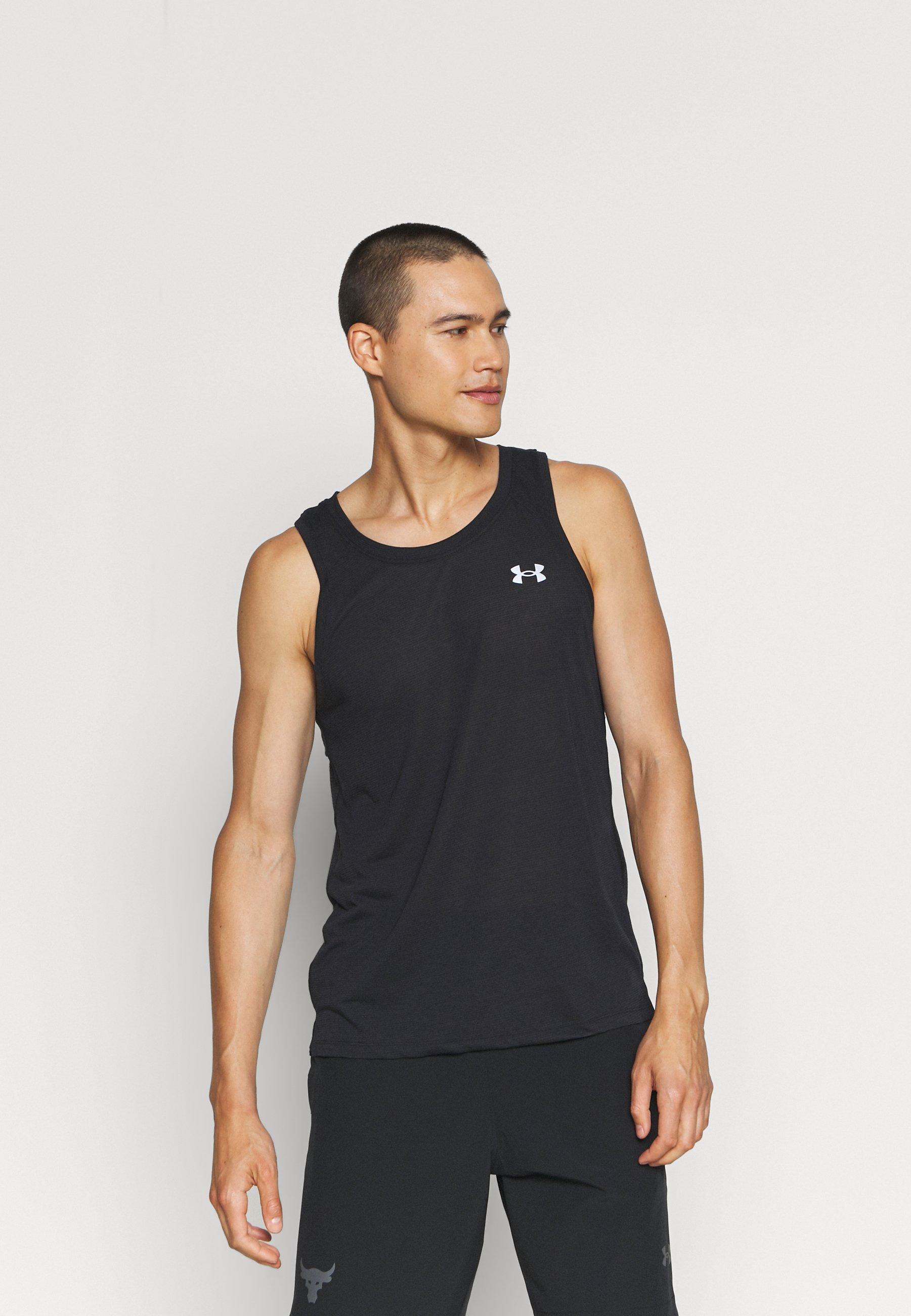 Men STREAKER SINGLET - Sports shirt