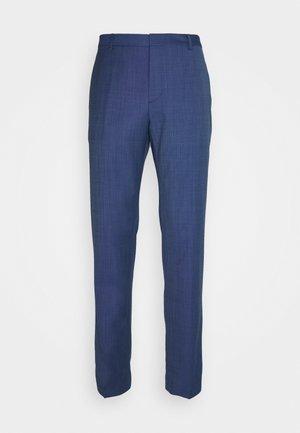 FIL-A-FIL PANTS - Trousers - blue