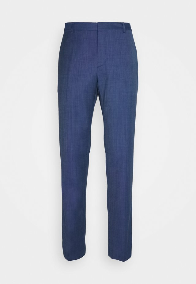 FIL-A-FIL PANTS - Trousers - blue