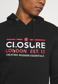 CLOSURE London - TRACKSUIT SET - Tepláková souprava - black - 3