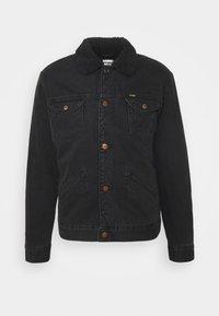 SHERPA - Light jacket - black washed