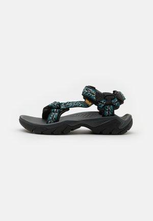 TERRA FI 5 UNIVERSAL - Chodecké sandály - manzanita/deep lake