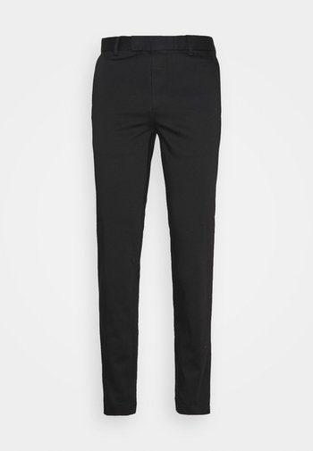TOUCH CRAIG NORMAL - Trousers - black