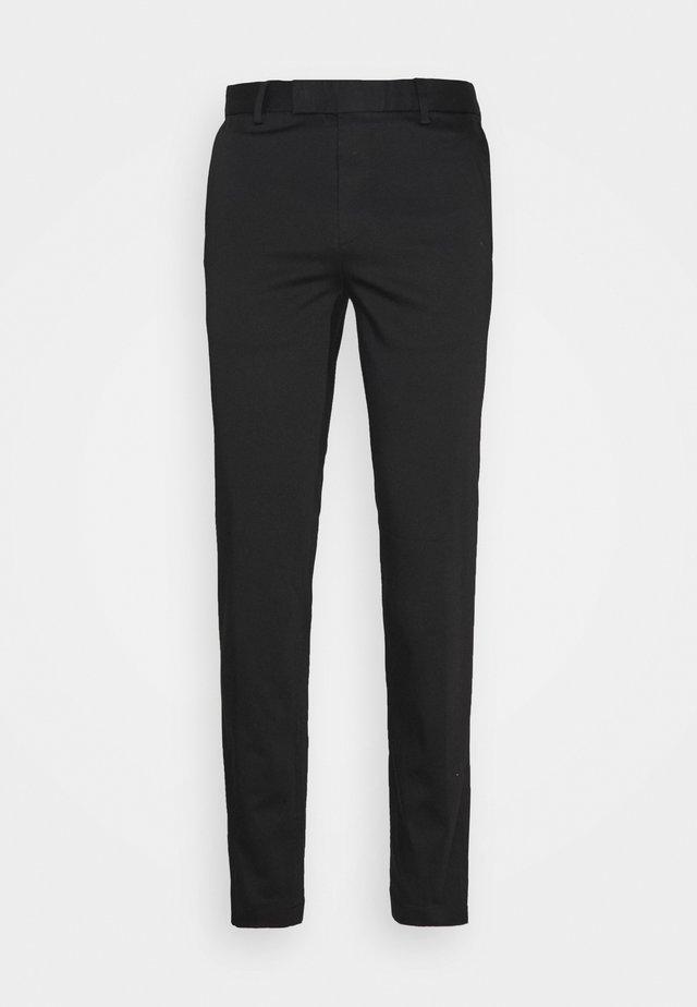 TOUCH CRAIG NORMAL - Pantaloni - black