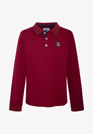 PHILLIP - Polo shirt - garnet
