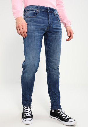 3301 SLIM - Jeansy Slim Fit - elto superstretch