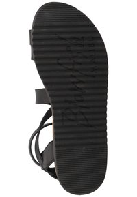 Blowfish Malibu - Platform sandals - black dyecut - 4