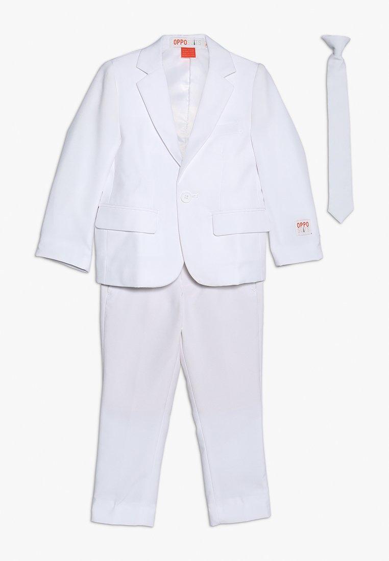 OppoSuits - BOYS KNIGHT - Oblek - white