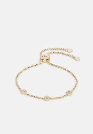 CARDED DISC SLIDER - Bracelet - gold-coloured