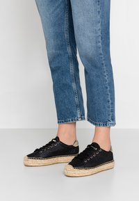 Replay - WINN - Espadrillas - black - 0