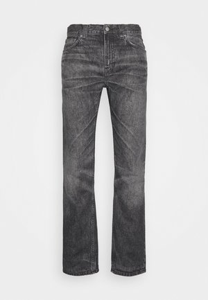 GRITTY JACKSON - Straight leg jeans - rugged black