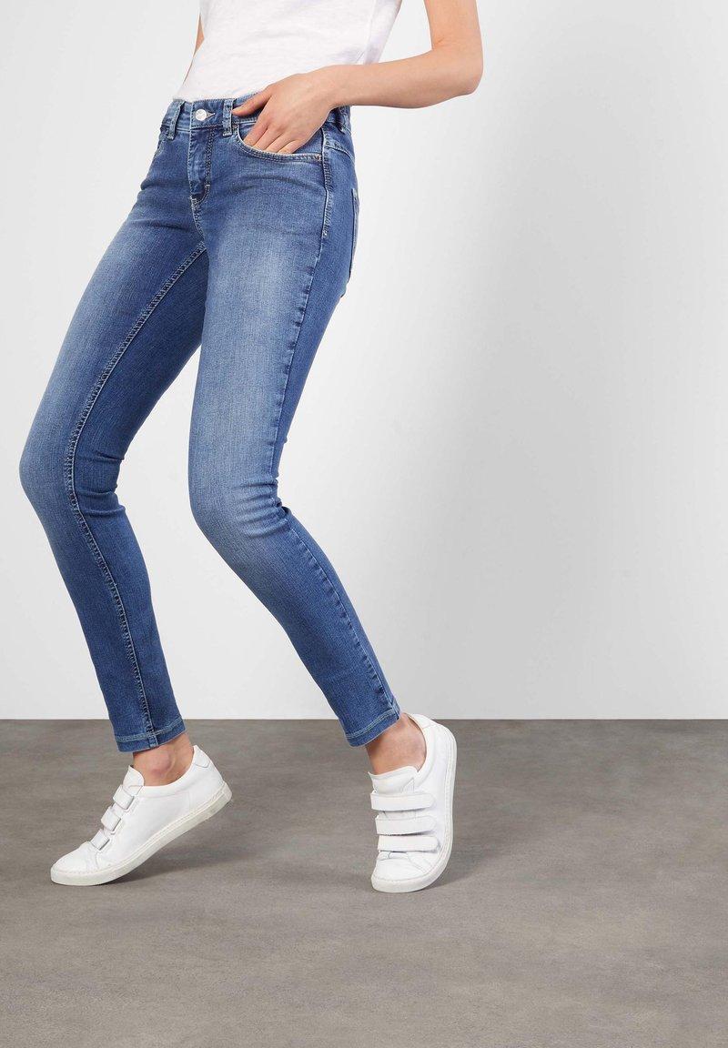 MAC Jeans - Jeans Skinny Fit - blue