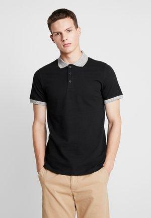 JPRLANCE POLO  - Polo shirt - black