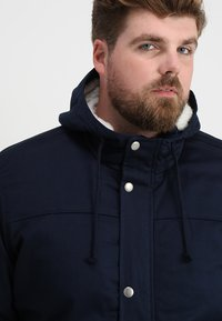 Only & Sons - ALEX WITH TEDDY - Parka - night sky - 3