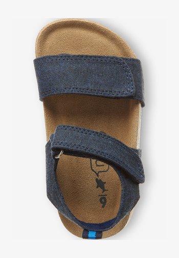 Chodecké sandály - dark blue