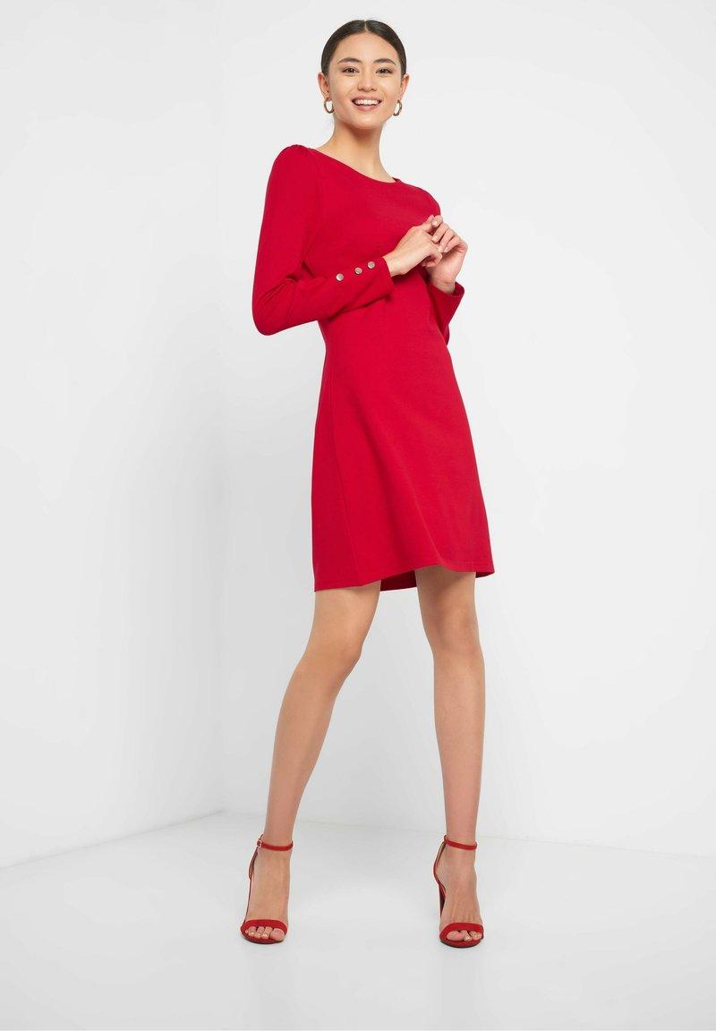 ORSAY - Day dress - salsarot
