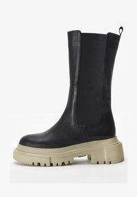Inuovo - Ankle boots - black-sand bsd - 0