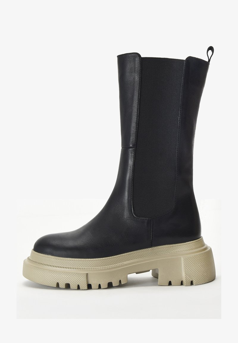 Inuovo - Ankle boots - black-sand bsd