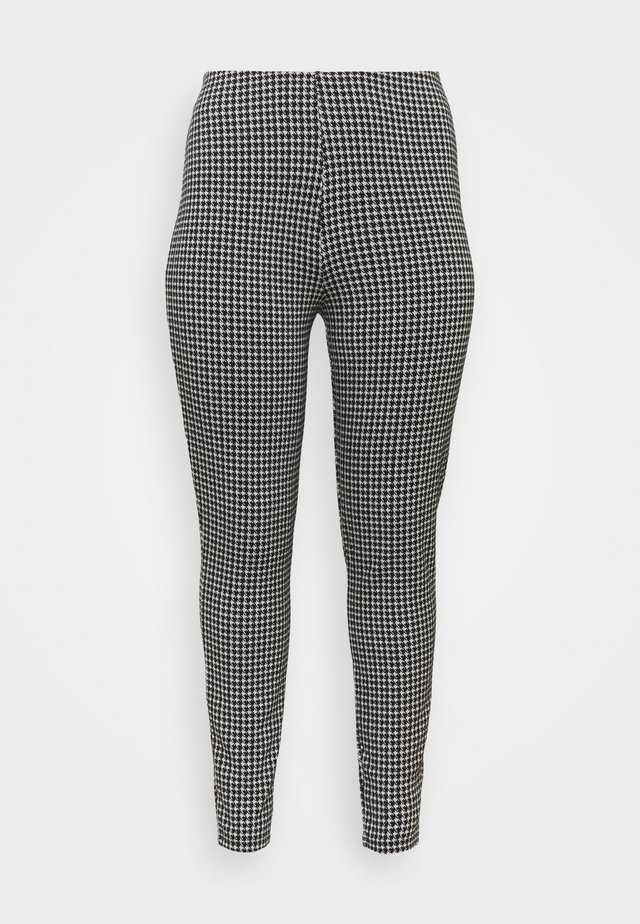 NMHOUND - Legging - black/white
