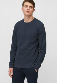 Marc O'Polo - Long sleeved top - total eclipse - 0