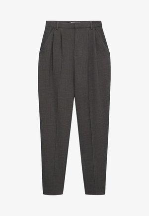 NAPOLIS - Pantalon classique - gris