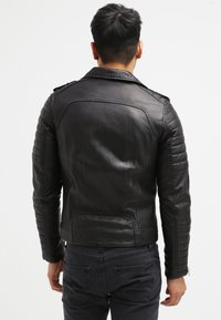 Serge Pariente - HIPSTER  - Leather jacket - noir - 2