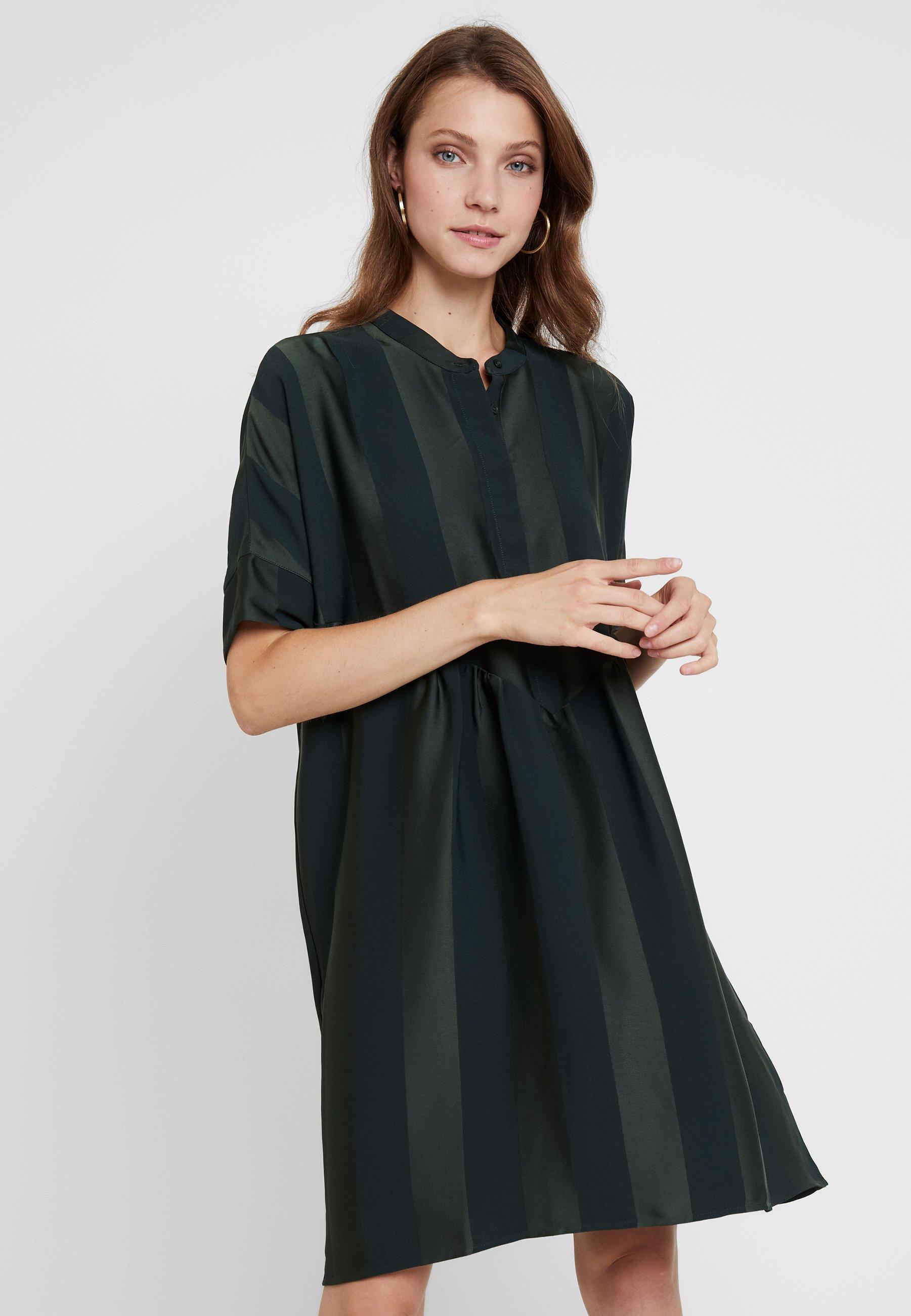 Mujer SLFVIOLA OVERSIZE DRESS - Vestido camisero