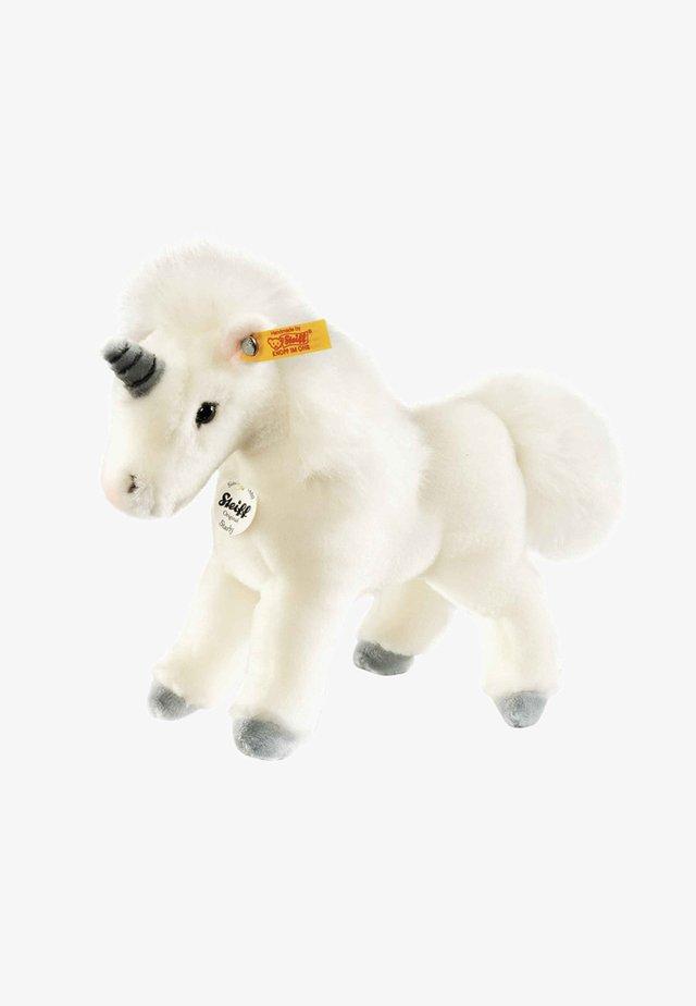 STARLY EINHORN - Cuddly toy - white