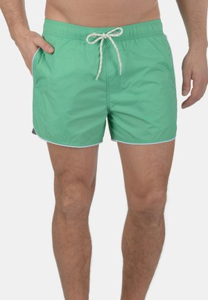 ZION - Swimming shorts - green