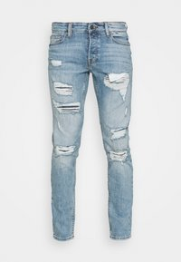 Only & Sons - ONSLOOM SLIM BLUE WASH - Jeans slim fit - blue denim - 3