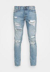ONSLOOM SLIM BLUE WASH - Slim fit jeans - blue denim