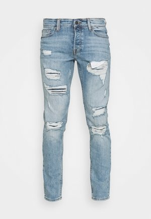 ONSLOOM SLIM BLUE WASH - Jean slim - blue denim
