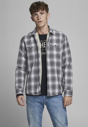 Shirt - grey melange