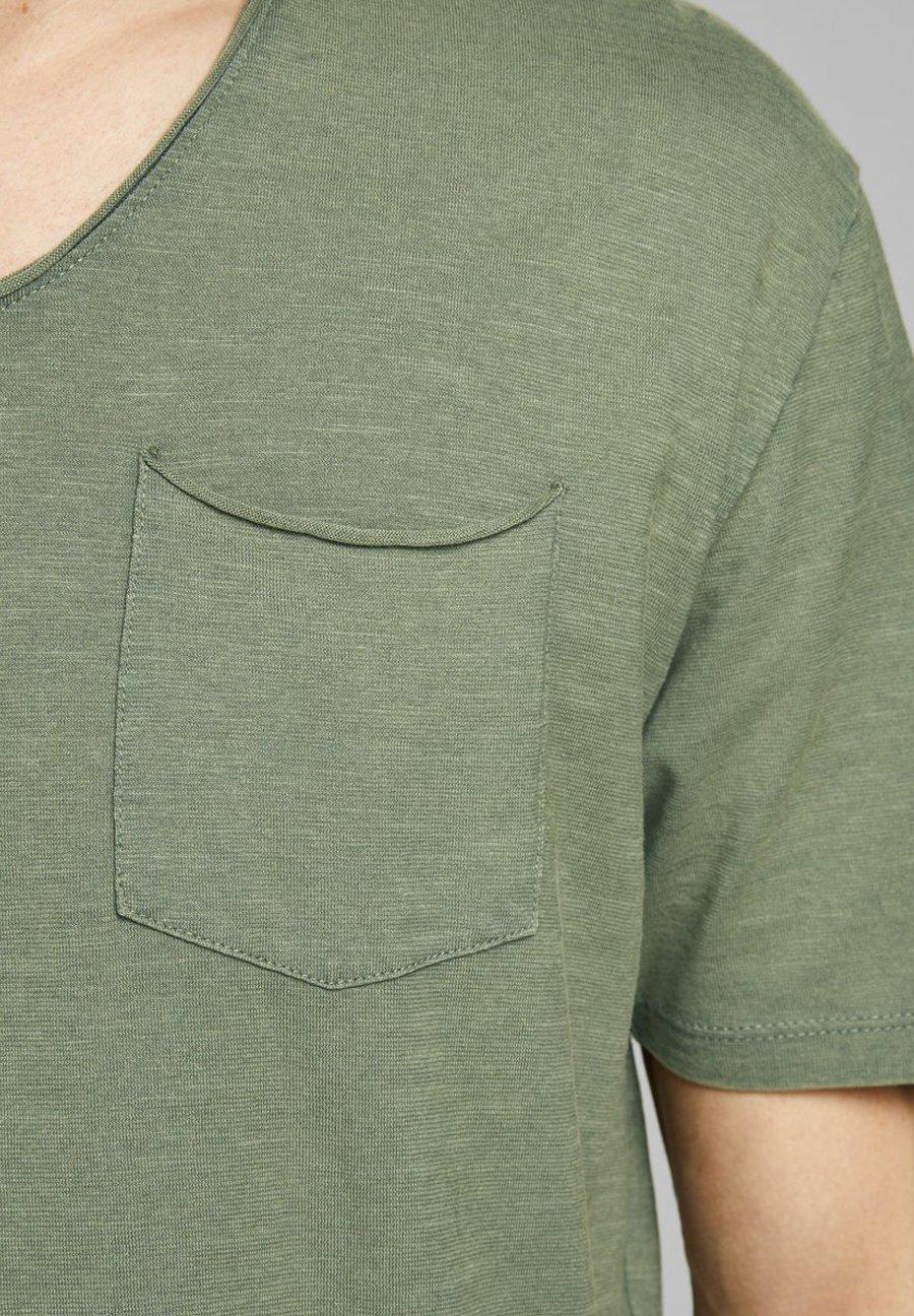 Jack & Jones PREMIUM Basic T-shirt - agave green 5mSCu
