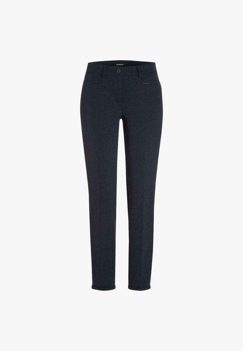 Cambio - Trousers - moonlight blue