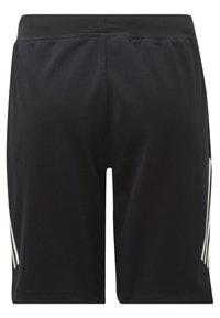 adidas Performance - PARLEY SHORTS - Korte sportsbukser - black - 1
