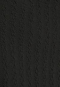 Free People - BRITTANY  - Long sleeved top - black - 2