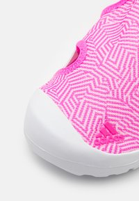adidas Performance - CAPTAIN TOEY UNISEX - Walking sandals - screaming pink/footwear white - 5