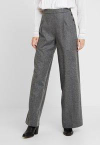 Soeur - GONTRAN - Pantalon classique - gris - 0